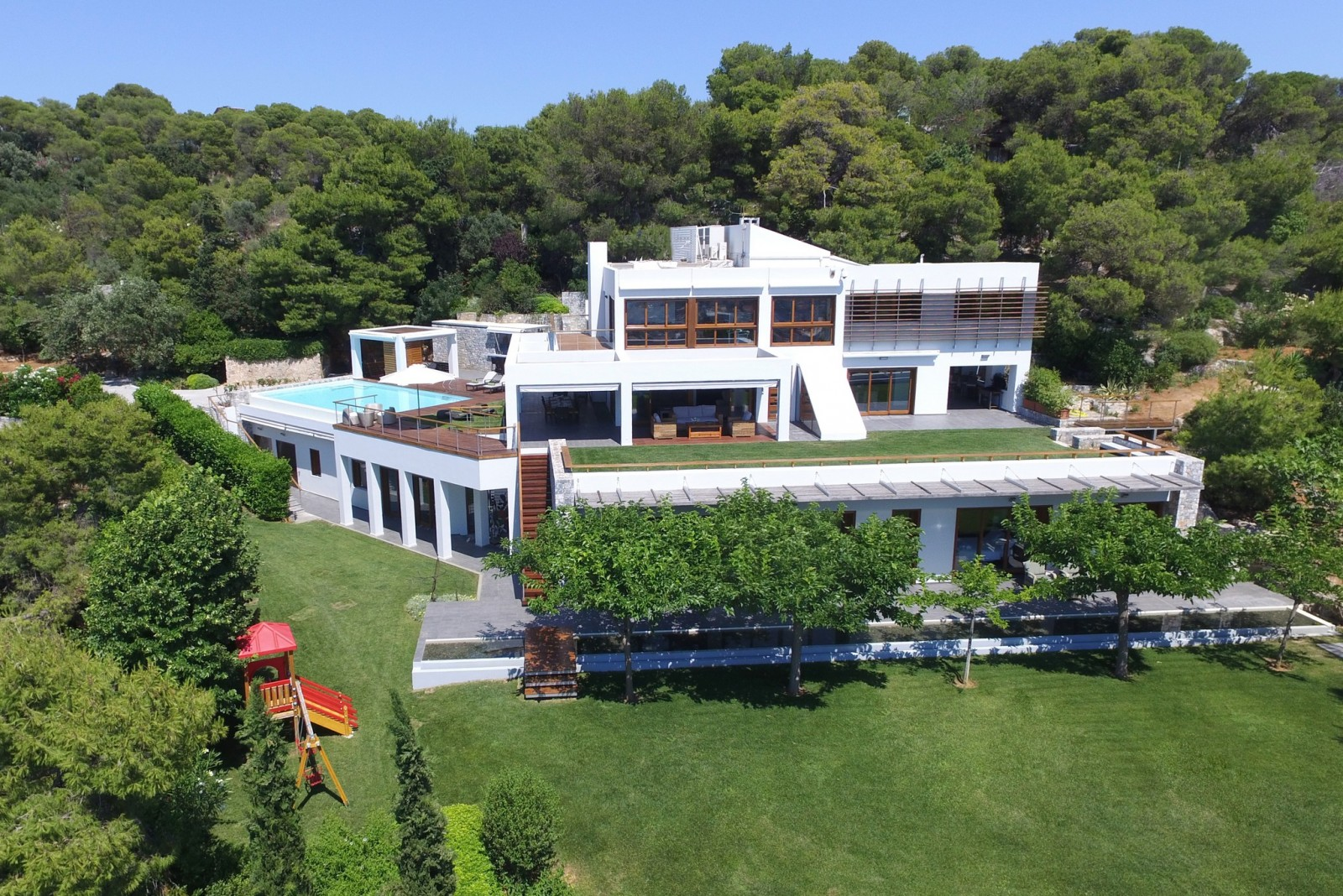 Luxury Villa One and Only in Chania