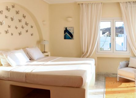 Villa Seaview Mykonos - double bedroom
