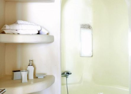 Villa Seaview Mykonos - bathroom